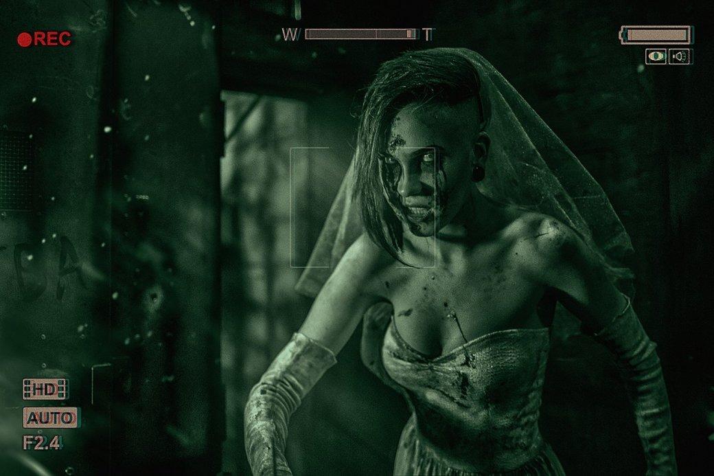 Косплей дня: жуткая невеста из игры Outlast: Whistleblower. - Изображение 9