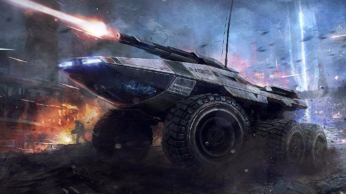 Тест: какую часть Mass Effect перепройти? | Канобу