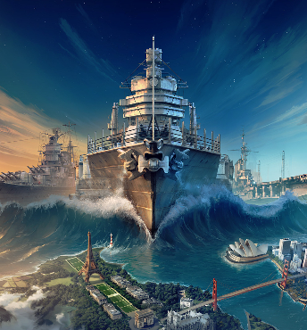 World of Warships Blitz на смартфоне и планшете | Канобу - Изображение 1