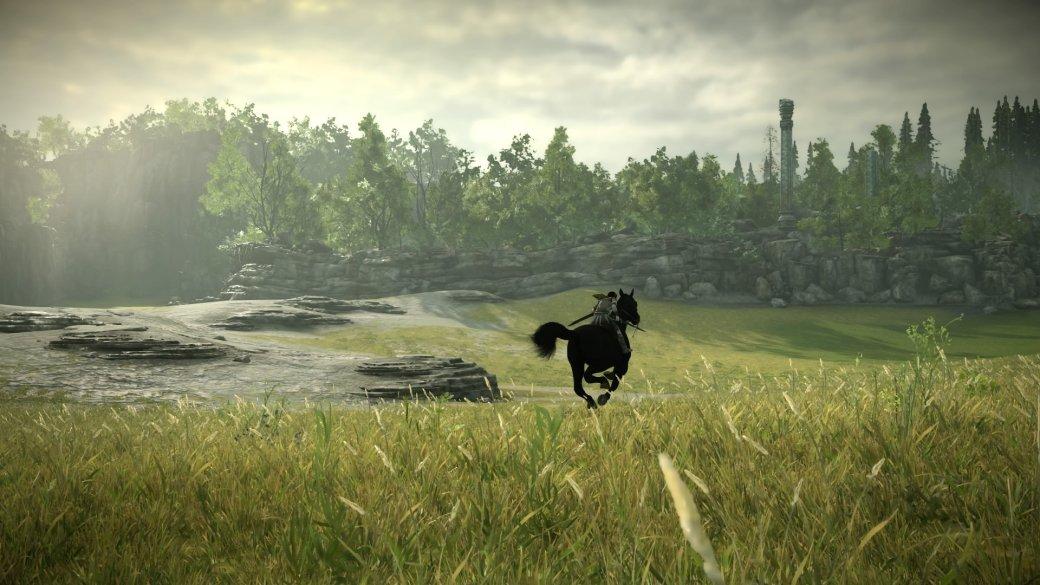20 изумительных скриншотов Shadow of the Colossus для PS4 | Канобу - Изображение 1