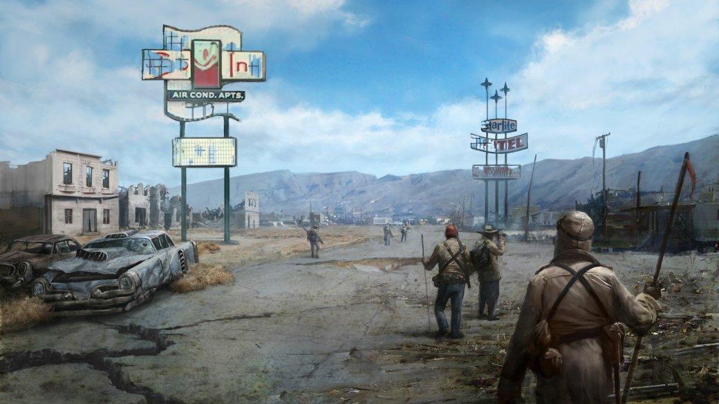 Лучший арт мира Fallout | Канобу - Изображение 8