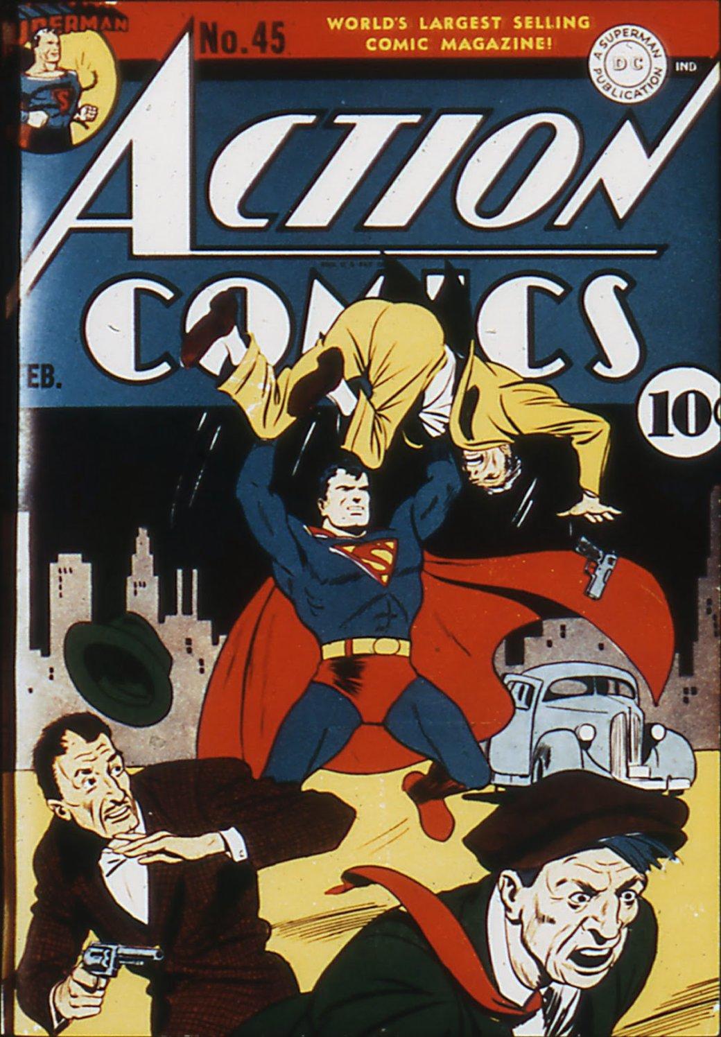 История Супермена иэволюция его образа вкомиксах | Канобу - Изображение 14
