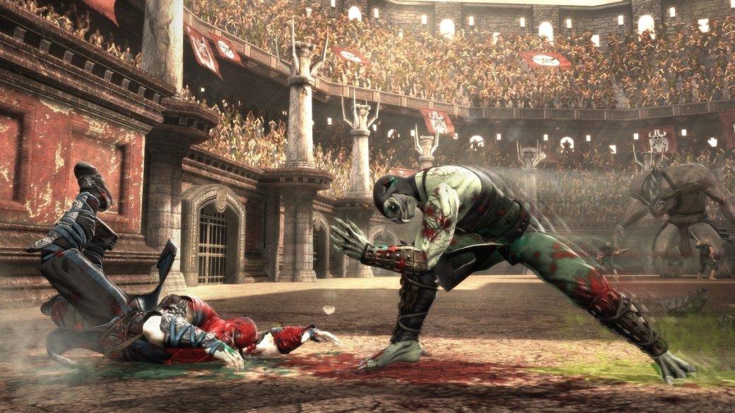 Обзор Mortal Kombat (2011), мнение о Mortal Kombat (2011), лучшие и худшие Mortal Kombat | Канобу - Изображение 2945