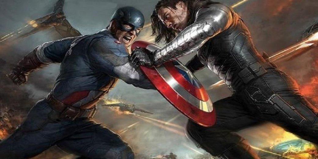 Себастиан Стэн многое рассказал оботношениях Капитана Америка иЗимнего Солдата   Канобу - Изображение 0