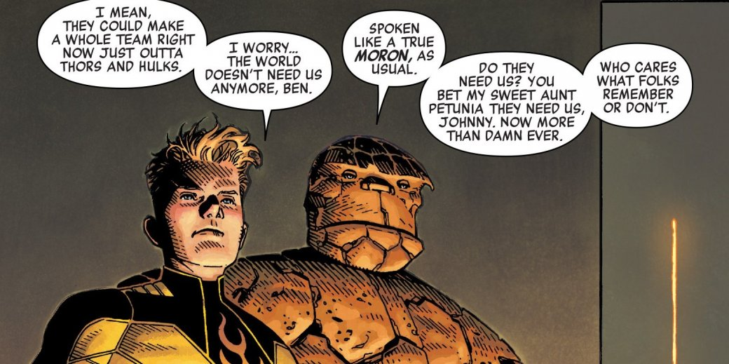 Что показали вкомиксе Marvel Legacy ичто это значит для будущего издательства? | Канобу - Изображение 12