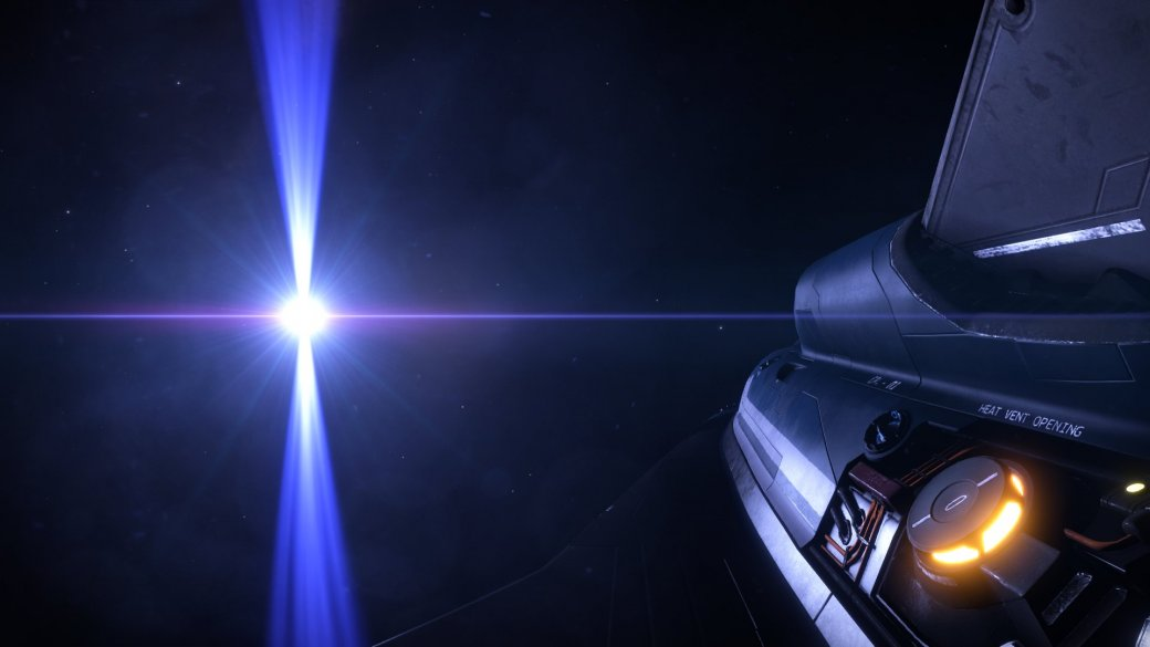 Завораживающий космос. Как Elite: Dangerous выглядит на PS4 | Канобу - Изображение 5