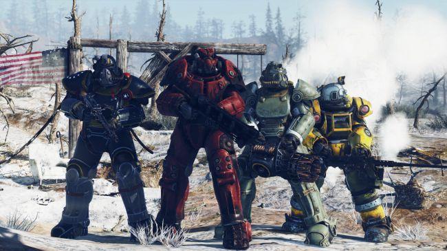 Приехали! Назапуске Fallout 76 небудет доступна вSteam— только всервисе Bethesda.net. - Изображение 1
