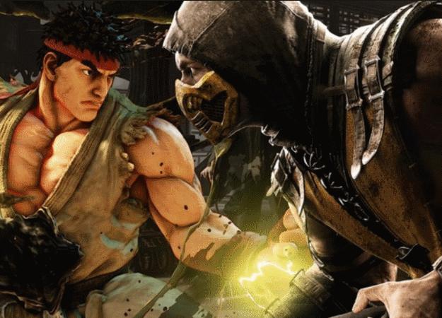 ЭдБун сомневается в кроссовере Mortal Kombat иStreet Fighter   Канобу - Изображение 1649