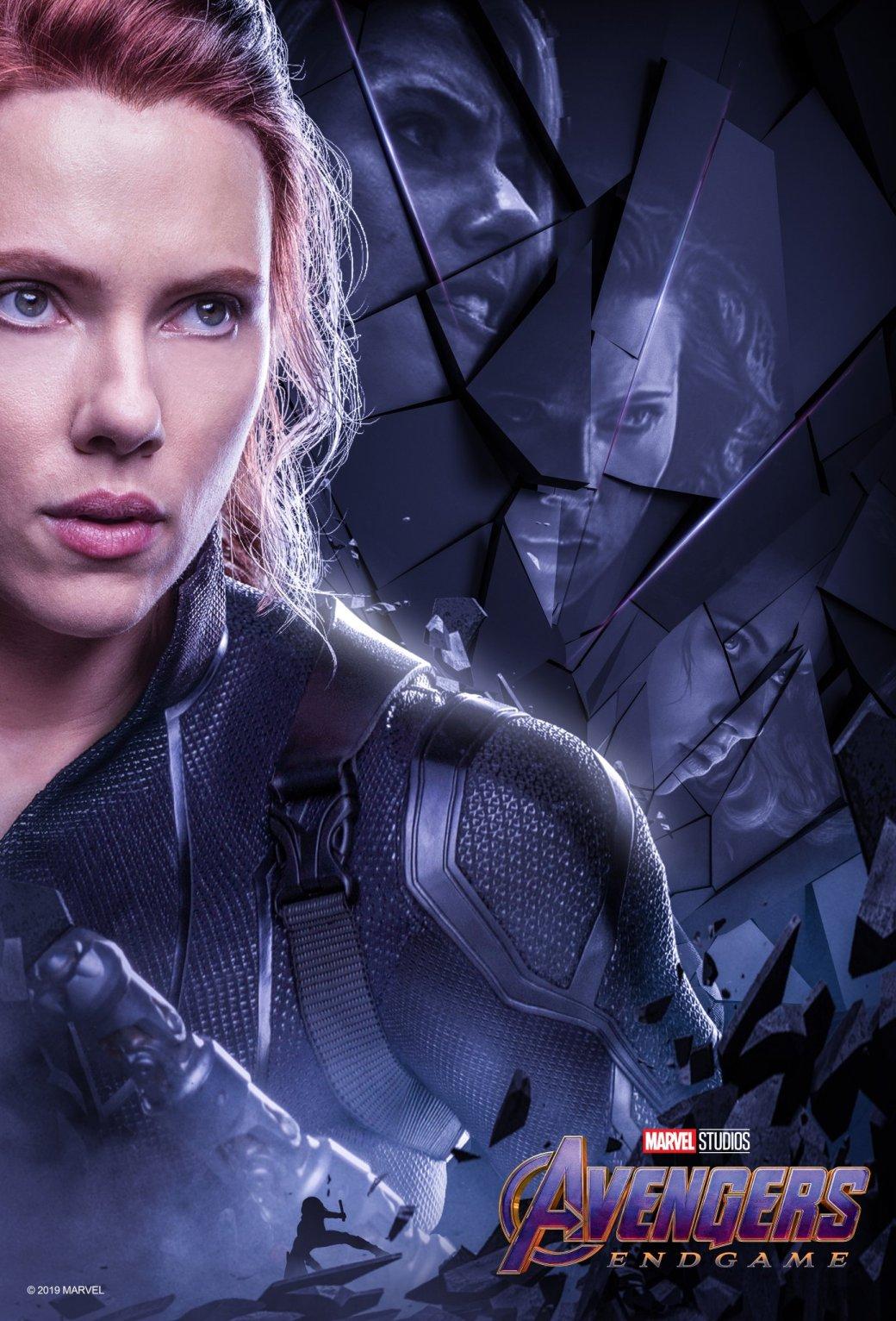 Новые постеры «Мстителей: Финал» отBossLogic посвящены долгому пути оригинальной шестерки вMCU | Канобу - Изображение 7267
