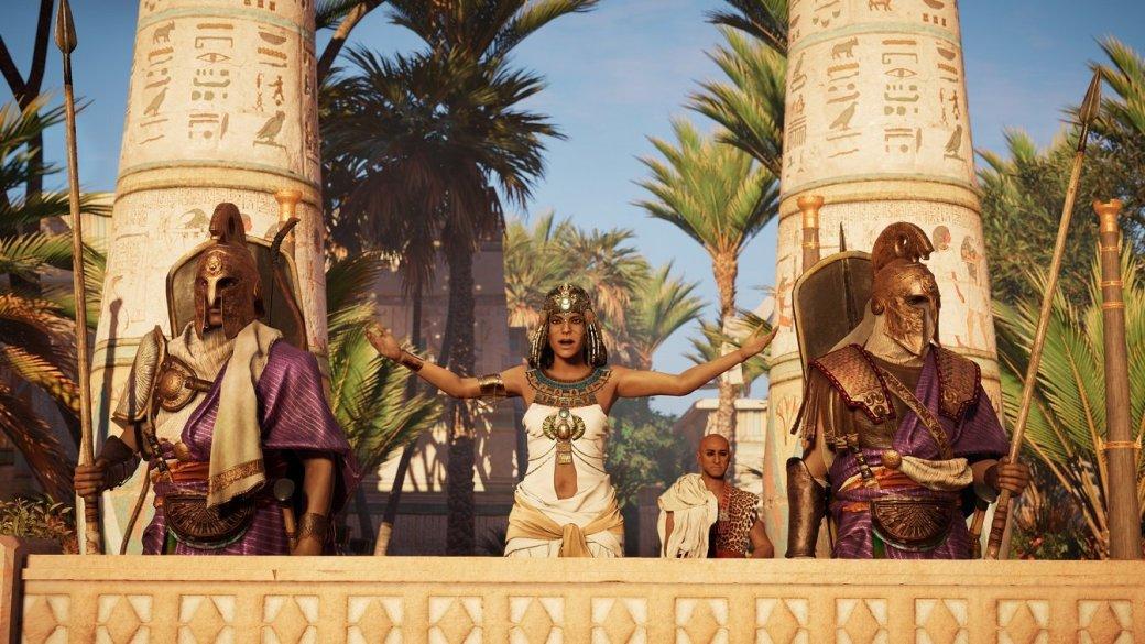 Контекст: Древний Египет в Assassin's Creed: Origins | Канобу - Изображение 2