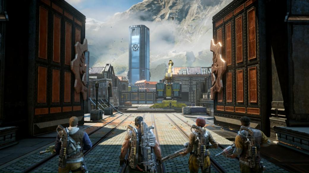 Gears of War 4: как изменилась Сера | Канобу - Изображение 7