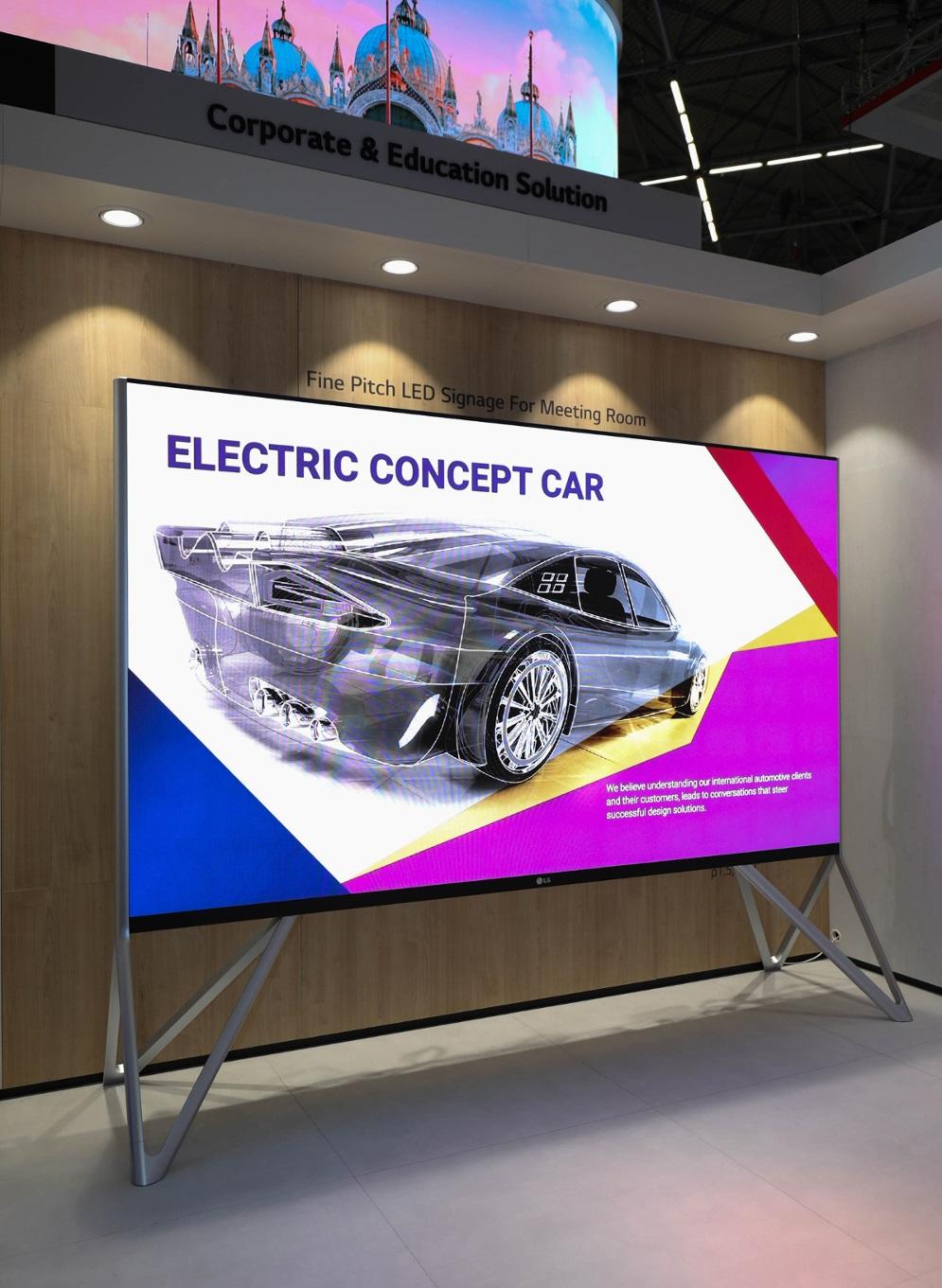 LG на выставке ISE 2019: передовые прозрачные экраны и стены из дисплеев  | Канобу - Изображение 2736