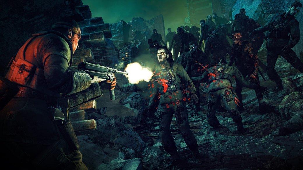 Авторы Zombie Army 4 невидят ничего плохого вэксклюзивности дляEGS. Хотя раньше считали иначе | Канобу - Изображение 12310