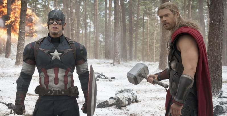 Режиссер «Аквамена» поражается успеху Капитана Америка вРоссии. - Изображение 1