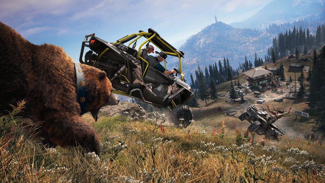 Рецензия на Far Cry 5 | Канобу - Изображение 4