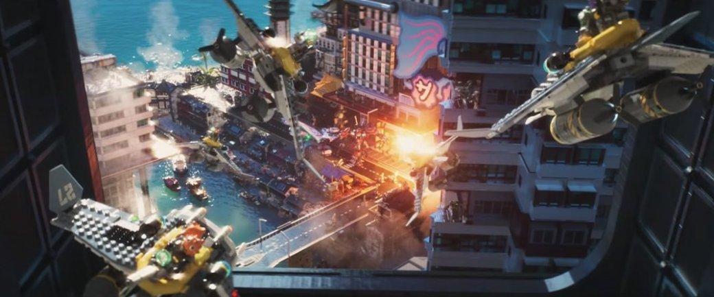 Рецензия на «Лего Ниндзяго Фильм» | Канобу - Изображение 3095