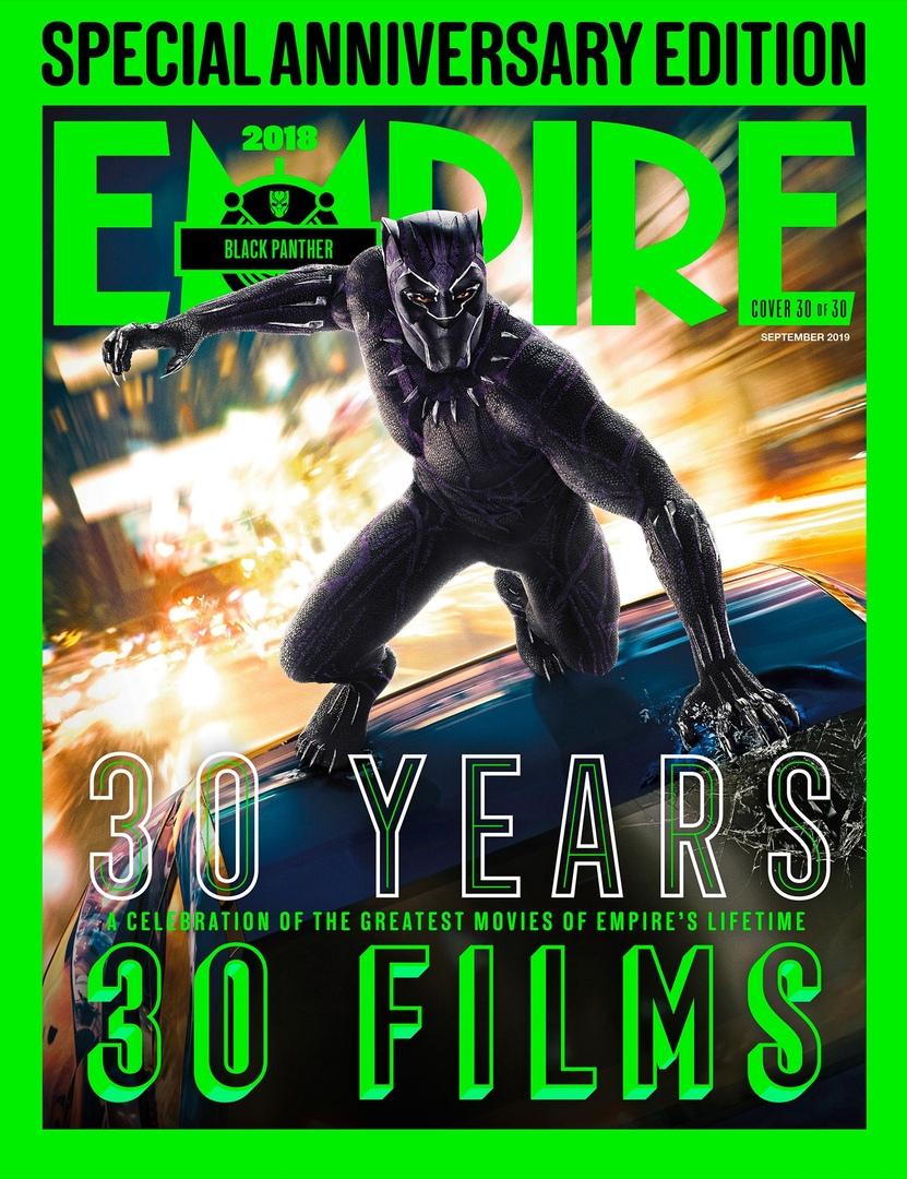 Бэтмен, Терминатор и другие культовые персонажи на юбилейных обложках Empire   Канобу - Изображение 19