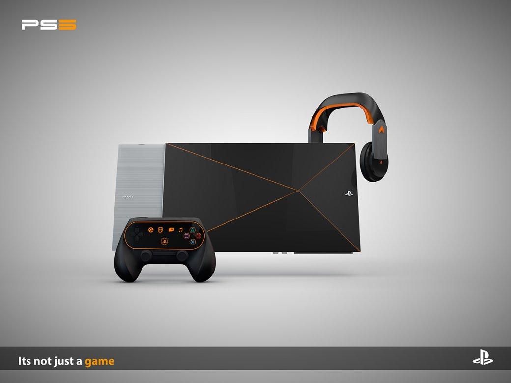 Выберите самый уродливый вариант дизайна PlayStation5! | Канобу - Изображение 2878