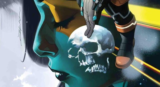 Новый комикс про Таноса расскажет опервой встрече безумного титана иГаморы | Канобу - Изображение 1