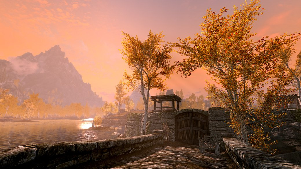 20 изумительных скриншотов TES V: Skyrim Special Edition | Канобу - Изображение 14
