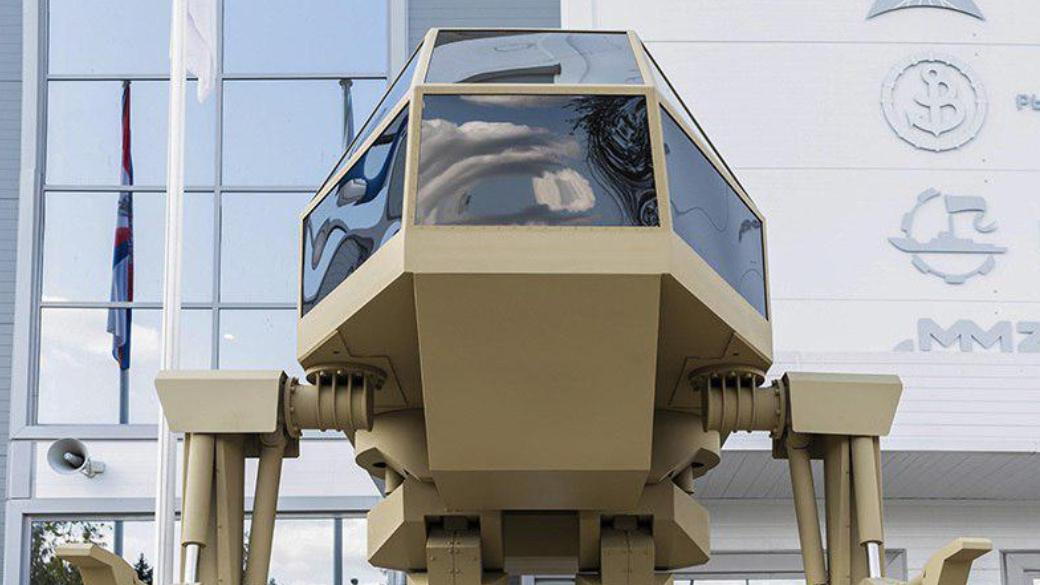 Инженеры «Калашникова» работают над своим ED-209 из «Робокопа», но пока он не умеет даже ходить. - Изображение 1