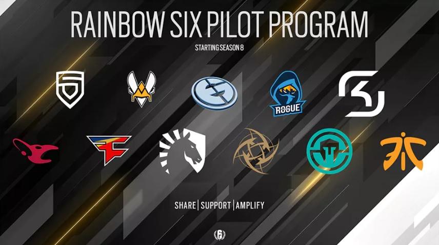 Вот это щедрость! Ubisoft будет распределять доходы от лиги по Rainbow Six Siege между командами | Канобу - Изображение 10905