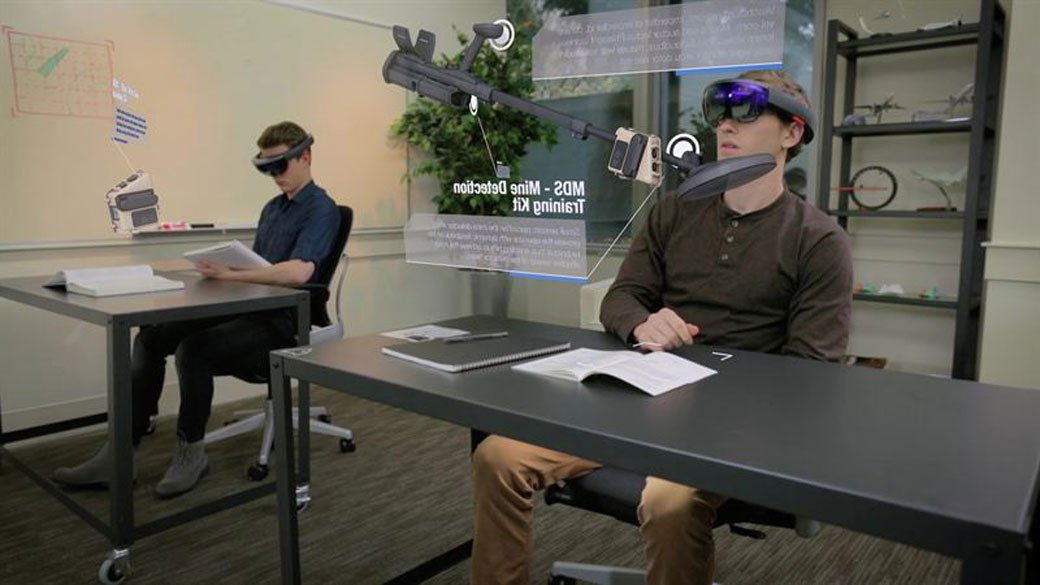 Редакция «Канобу» пробует Oculus Rift, HTC Vive и HoloLens | Канобу - Изображение 7