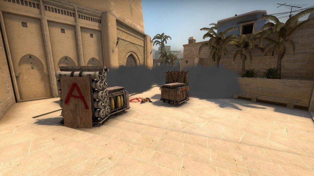 Из-за глюка в CS:GO игрок смог видеть врагов через дым | Канобу - Изображение 1