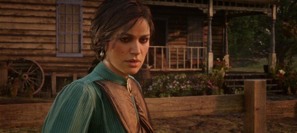 Гифка дня: слишком горячая женщина вRed Dead Redemption2 | Канобу - Изображение 11764