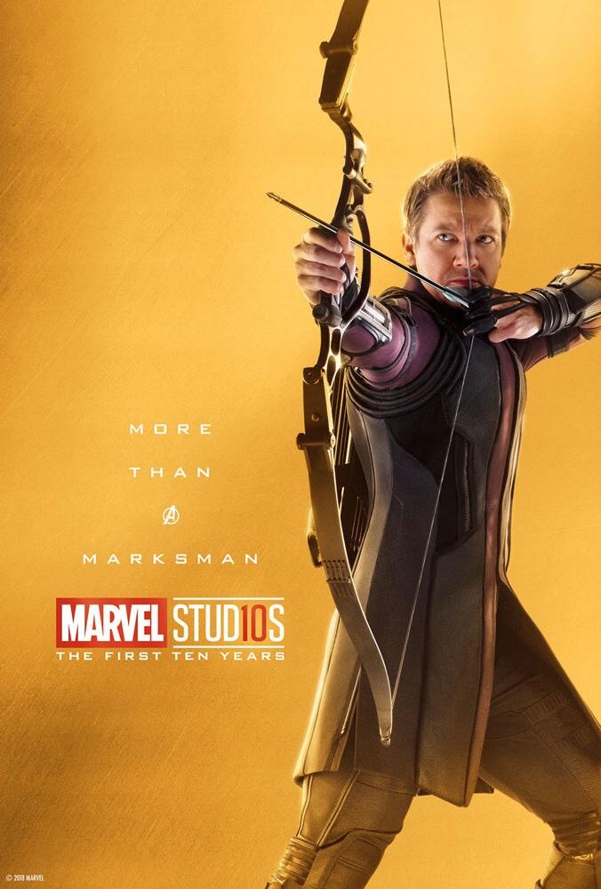 «Больше, чем легендарный преступник». ВСети появились новые юбилейные постеры Marvel Studios | Канобу - Изображение 10