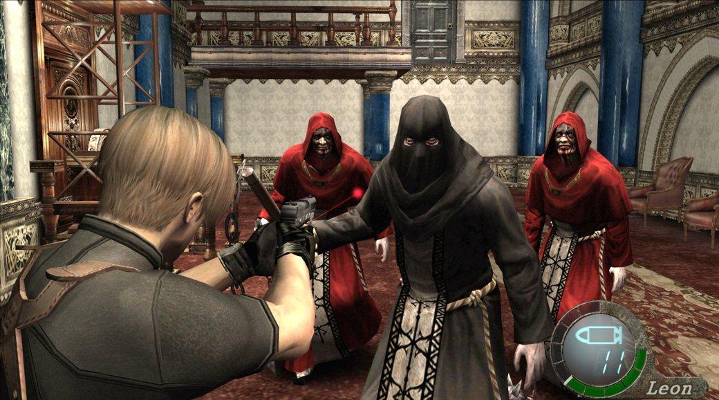 Обзор Resident Evil 4 на Nintendo Switch, мнение об игре, Resident Evil 4 вышла на Nintendo Switch   Канобу - Изображение 4919