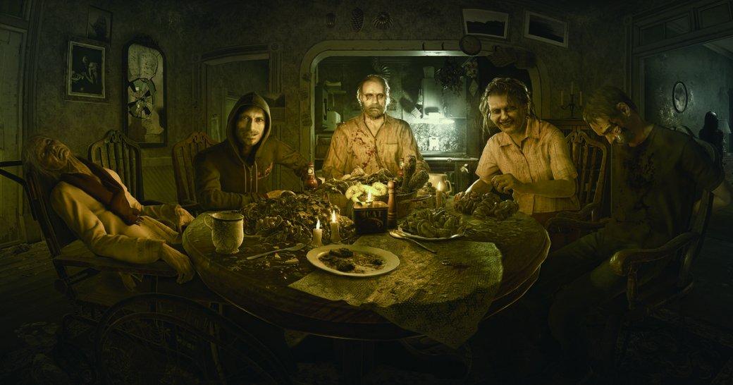 Обзор Resident Evil 7: Biohazard - рецензия на игру Resident Evil 7: Biohazard   Рецензии   Канобу