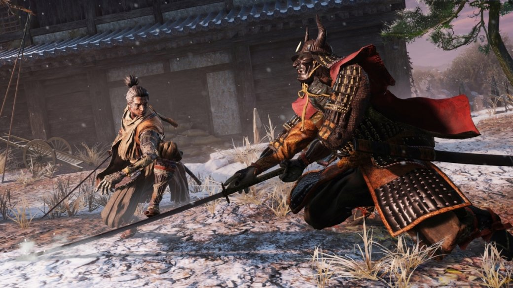 Превью Sekiro: Shadows Die Twice для PC, PS4 и Xbox One | Канобу - Изображение 12043