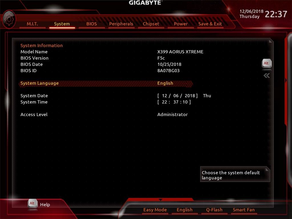 Обзор итестирование материнской платы GIGABYTE X399 AORUS XTREME | Канобу - Изображение 46