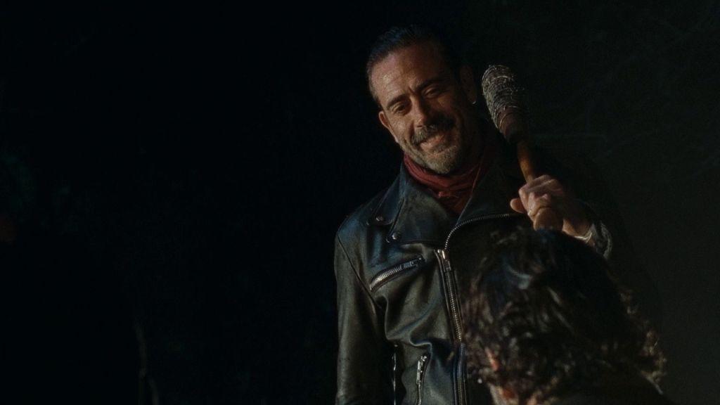 Угрожающая речь Нигана вновом промо-ролике девятого сезона «Ходячих мертвецов» | Канобу - Изображение 1