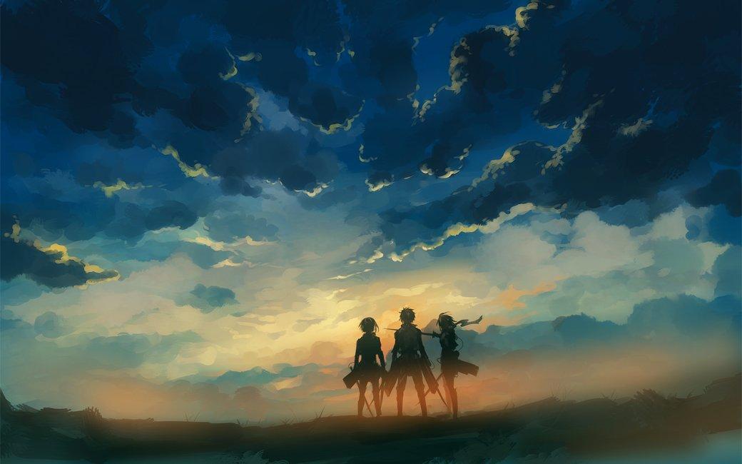 Чего ожидать от 3 сезона аниме-сериала «Атака титанов» (Attack on Titan, Shingeki no Kyojin) | Канобу