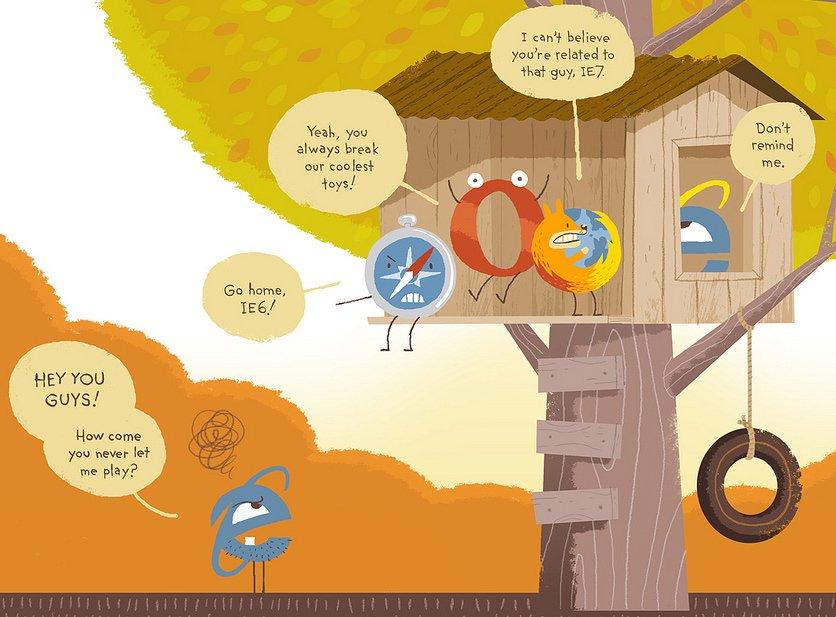 IE no more: Microsoft решила убить брэнд Internet Explorer | Канобу