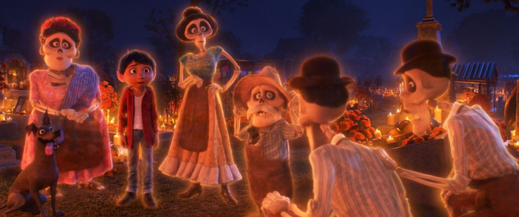 30 главных фильмов 2017. «Тайна Коко»— еще одна монета вкопилку анимационных шедевров Pixar. - Изображение 3