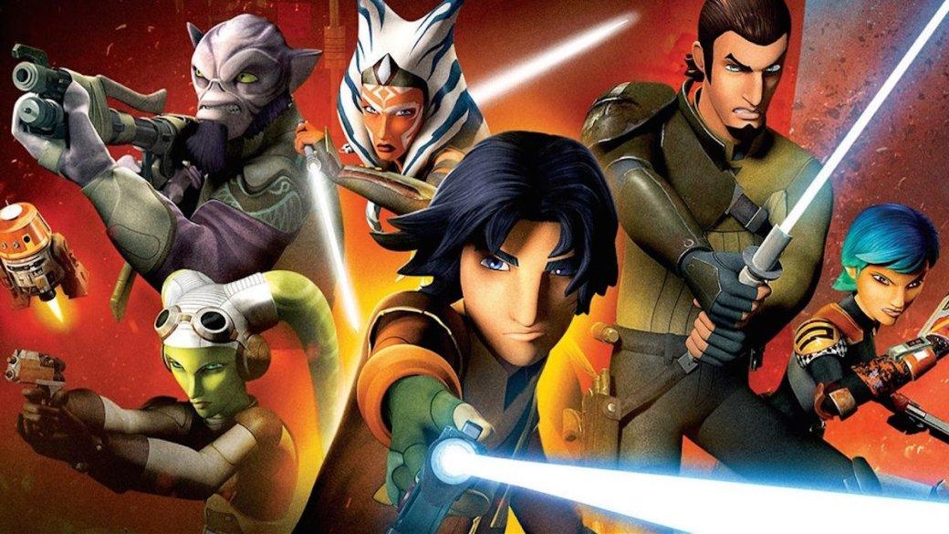Все о спин-оффах «Звездных войн» | Канобу - Изображение 2088
