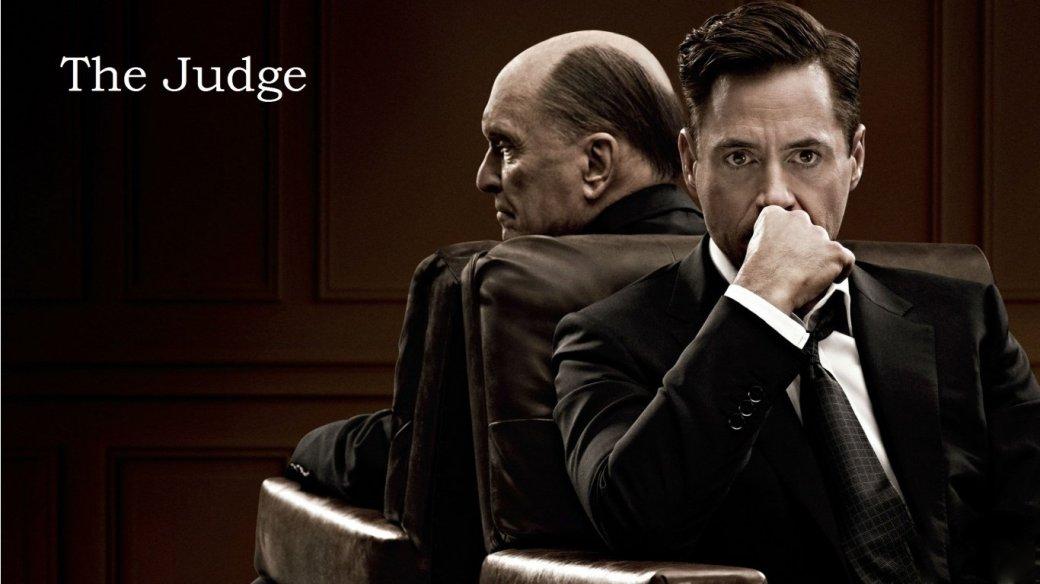 «Судья»: парень в крутом костюме... | Канобу - Изображение 1