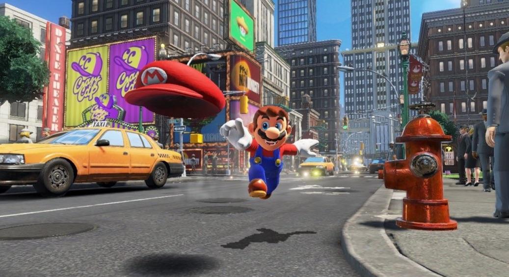 Рецензия на Super Mario Odyssey. Обзор игры - Изображение 1
