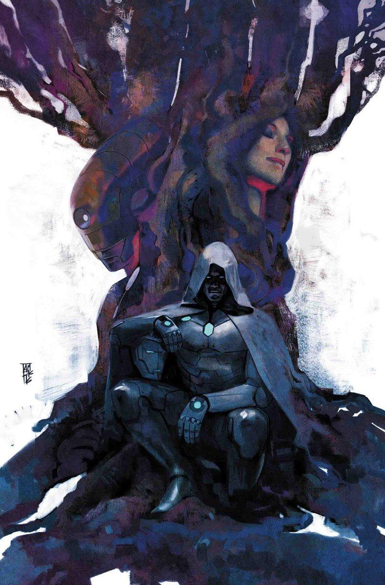 Почему комикс оДокторе Думе-герое— один изсамых смелых экспериментов Marvel последних лет | Канобу - Изображение 3