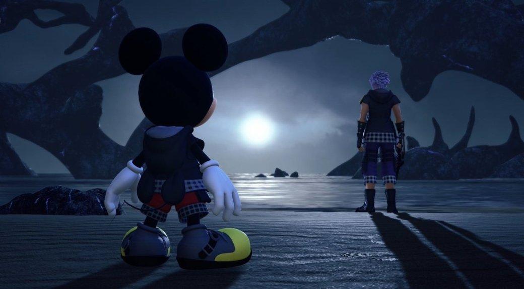 Серия игр Kingdom Hearts - полный пересказ сюжета всех частей Kingdom Hearts | Канобу - Изображение 16