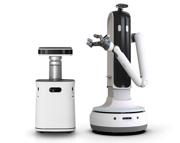 Домашние роботы Samsung Bot Care иBot Handy умеют стирать, убирать, иналить хозяину выпить | Канобу - Изображение 8650