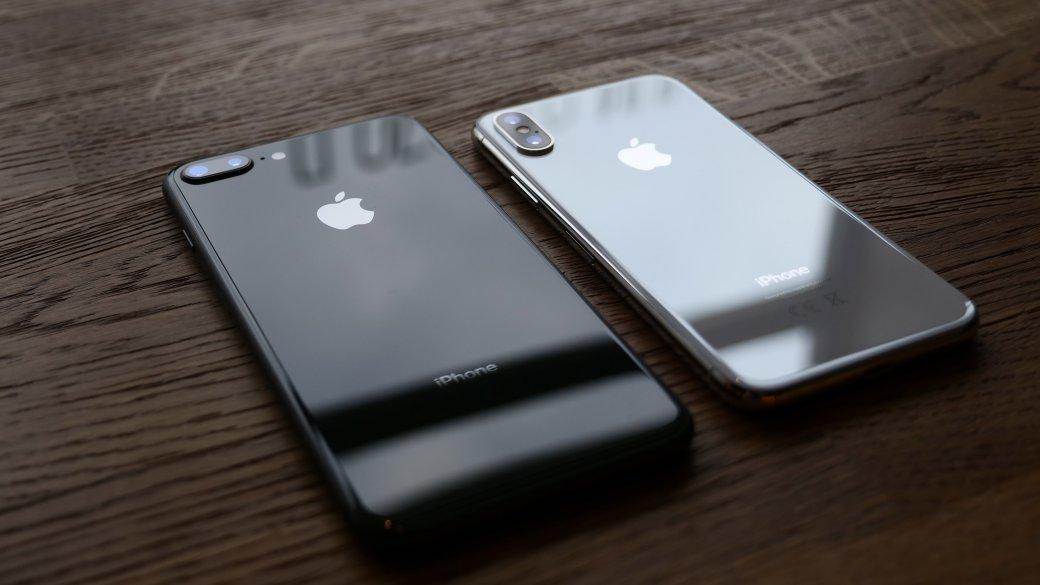 ТОП-10 причин выбрать iPhone 8 Plus вместо дорогущего iPhone X. - Изображение 8
