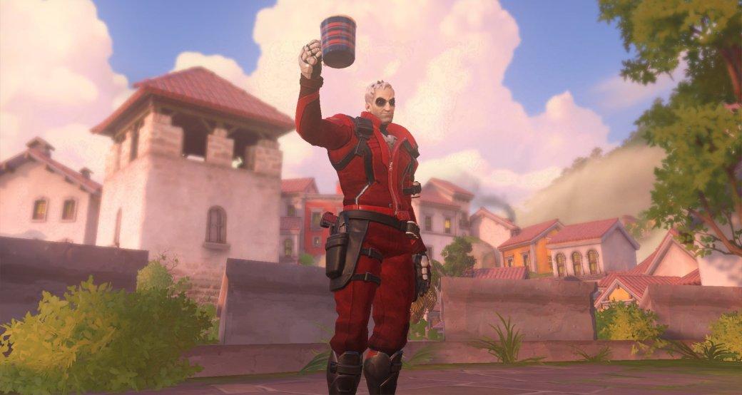 Годовщина Overwatch: подробно об ивенте и итогах года в игре   Канобу