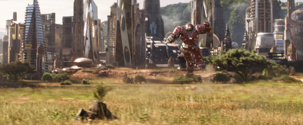 Начало конца: разбор первого трейлера фильма «Мстители: Война Бесконечности»   Канобу - Изображение 10638
