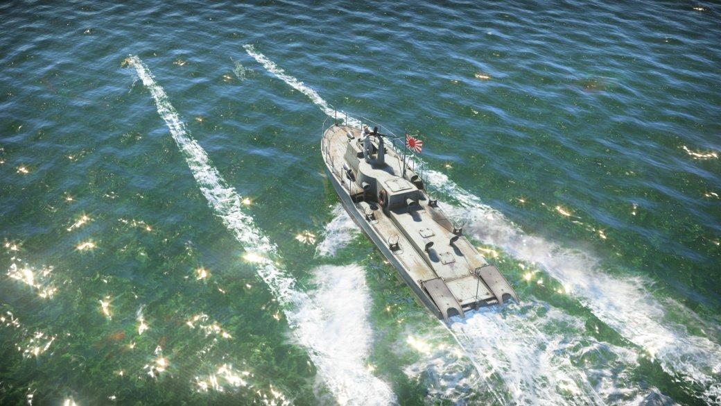 Японский императорский флот вреальности ивWar Thunder