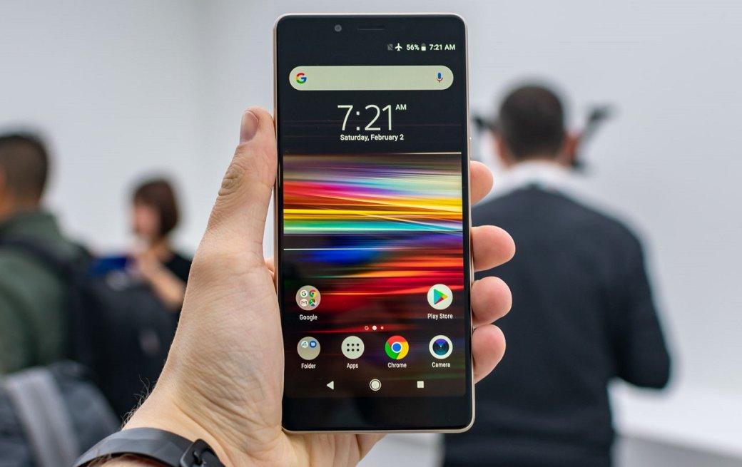 Бюджетный смартфон Sony Xperia L3представили официально | SE7EN.ws - Изображение 1