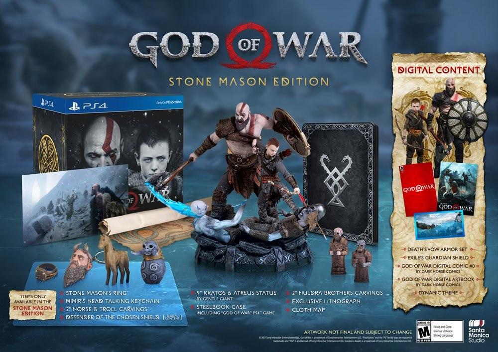 God of War 2018 для PS4 - все трейлеры и дата выхода | Канобу - Изображение 4709